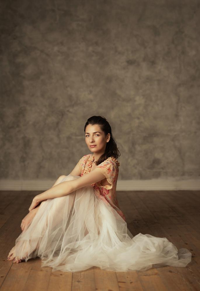 Anastasia by Yulia Oliver-Taylor
