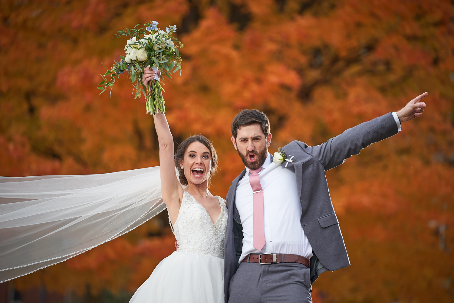 The Happy Couple by Ryan Rupprecht