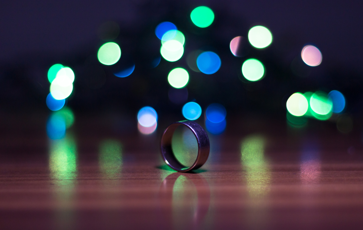 Bokeh Ring by Tm Sk8er