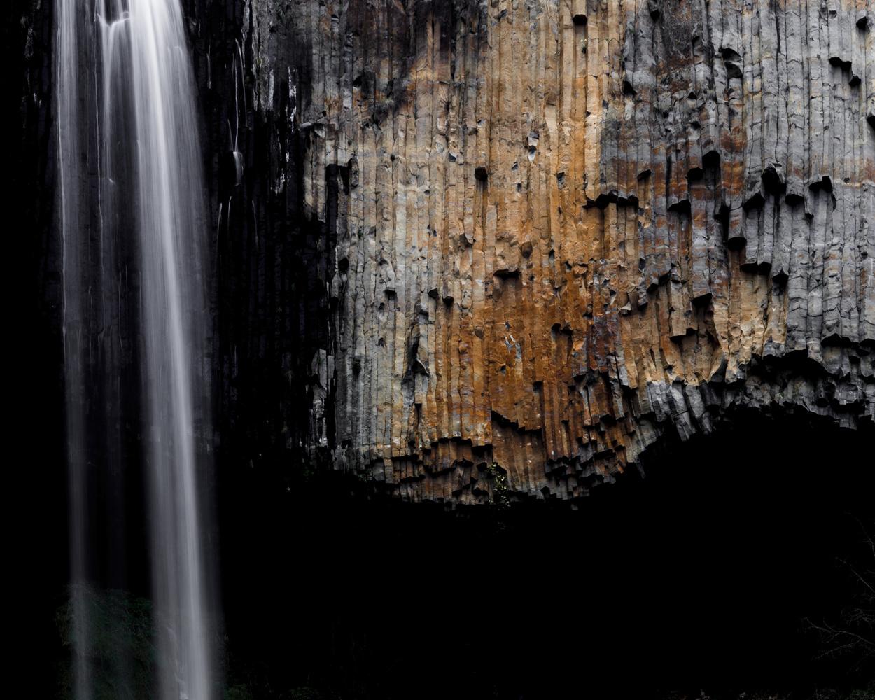 Waterfall of Pourcheyrolles by david huguet