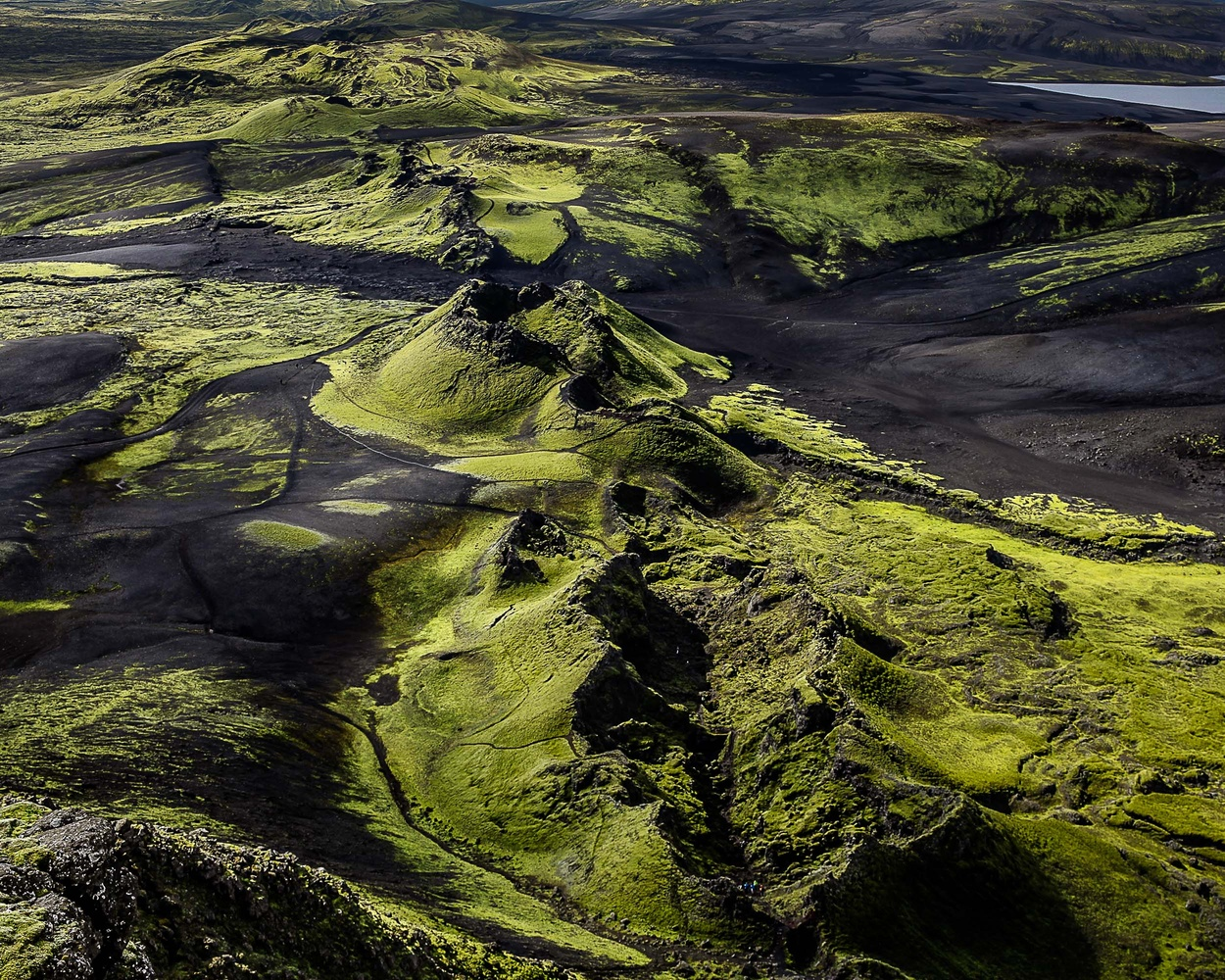 Laki (Iceland) by david huguet