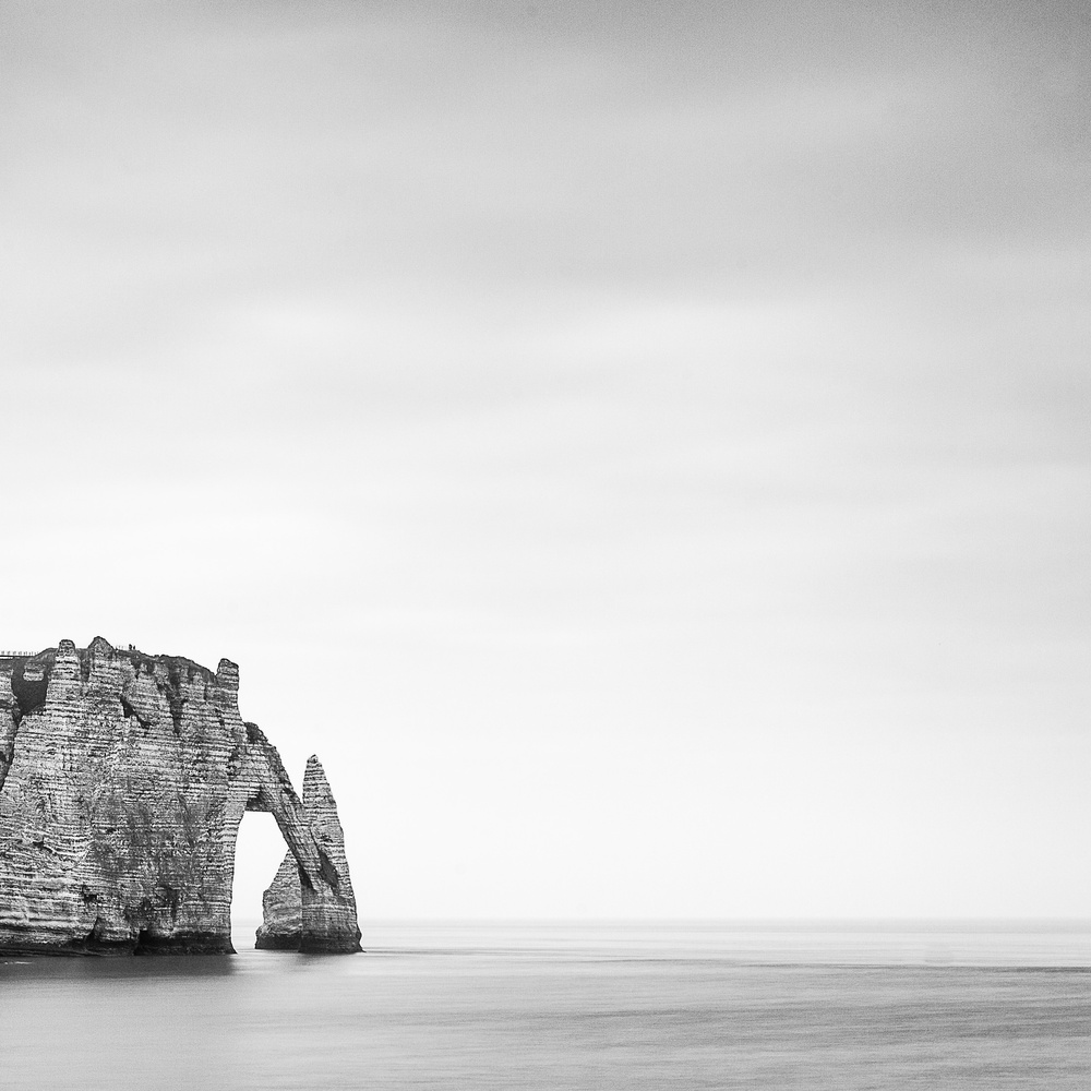 Cliff of Etretat (Frace) by david huguet