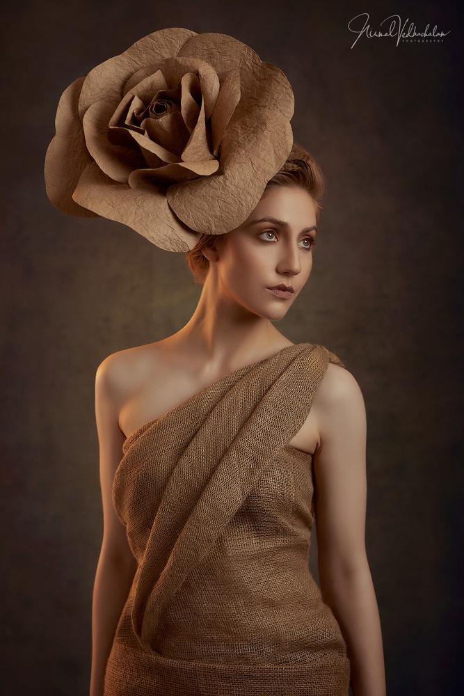 Flower by Nirmal Vedhachalam