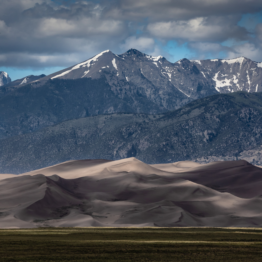 Greater Dunes Colorado Sand by anthony crouch