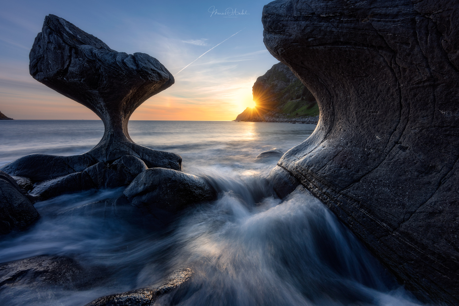 Tide by Marius Andal