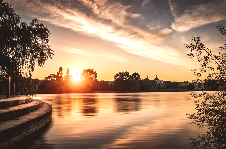 Copenhagen Pond by Martin Schmidt