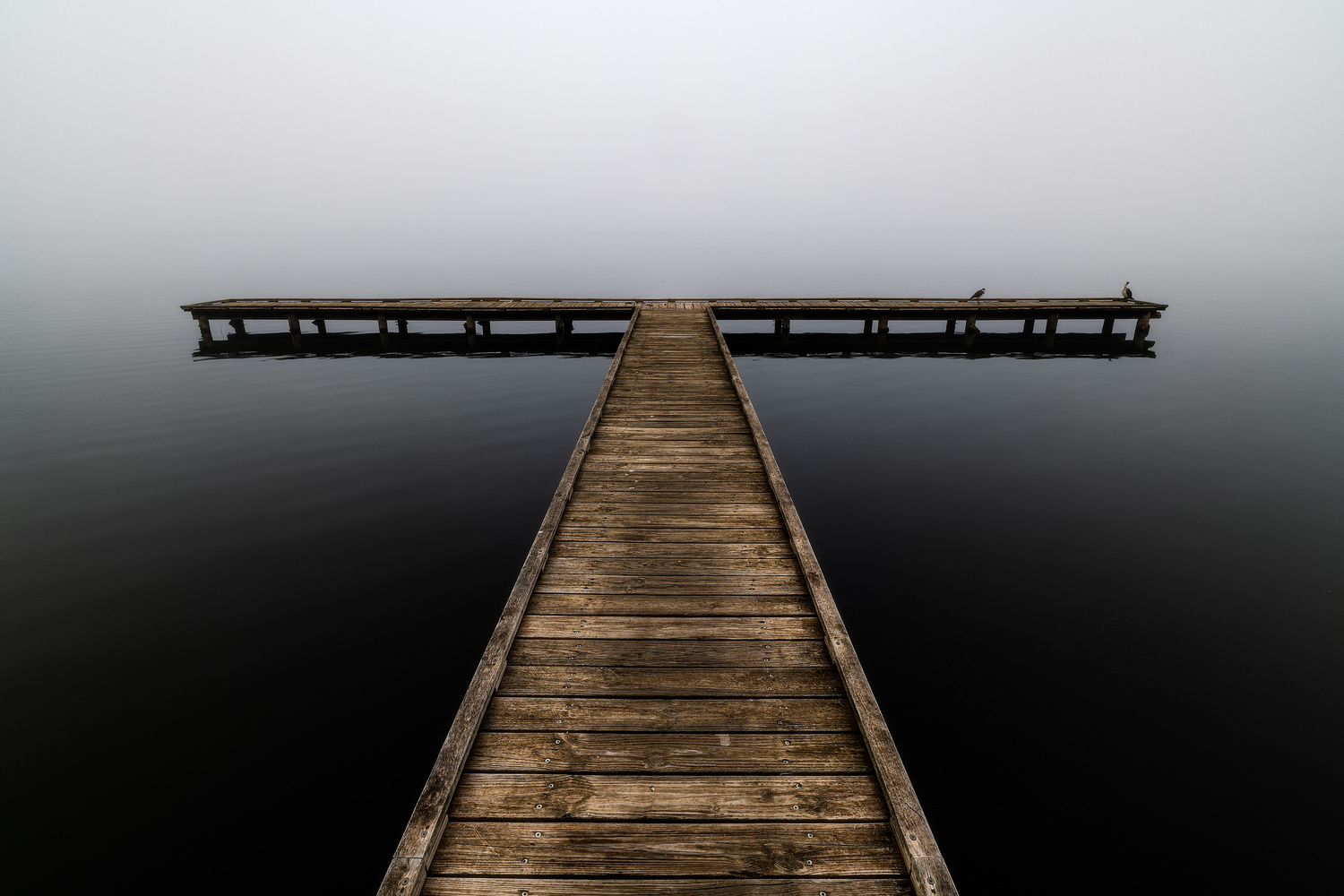 The Pier by Mark Phillips