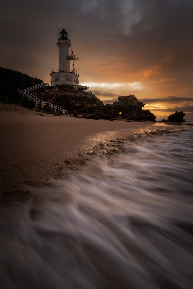 Point Lonsdale by Mark Phillips