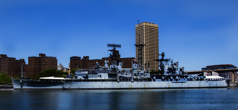 Buffalo Naval Park by Paul Drajem