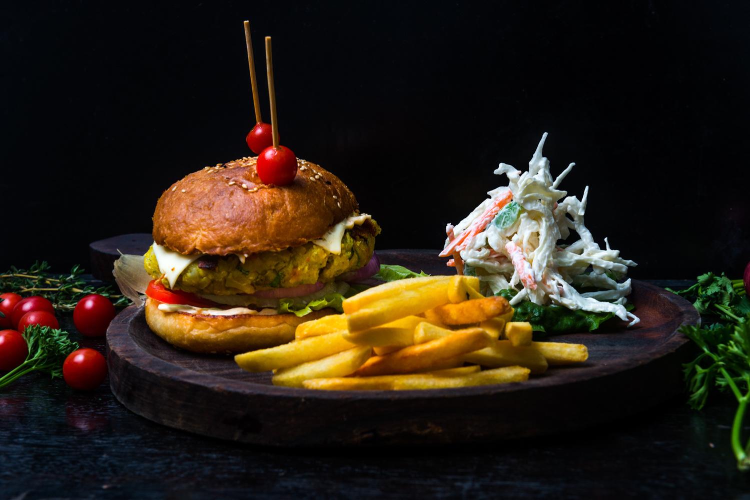 Burger by Palash Bakshi