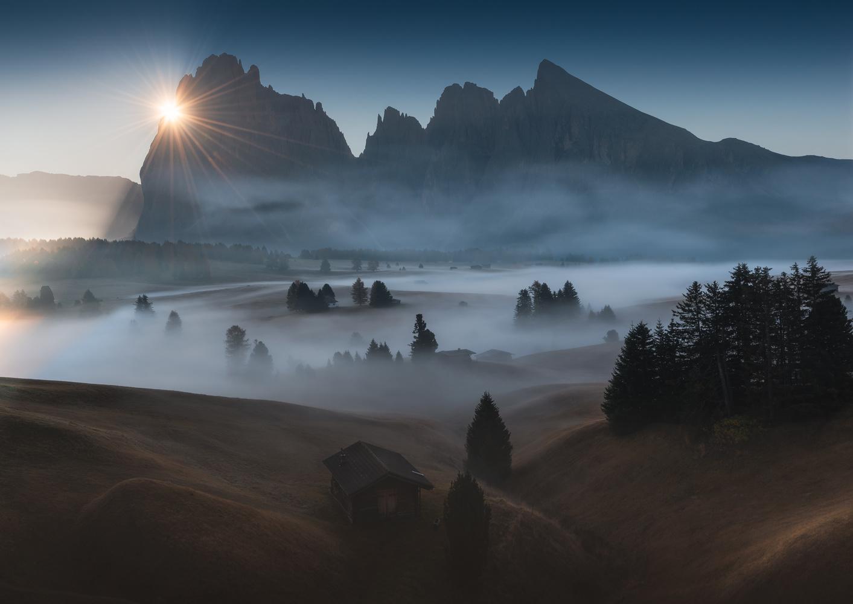 Stars&Fog by Alessandro Cerro