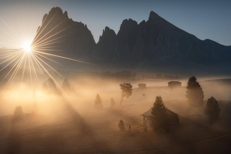 Silence Speaks by Alessandro Cerro