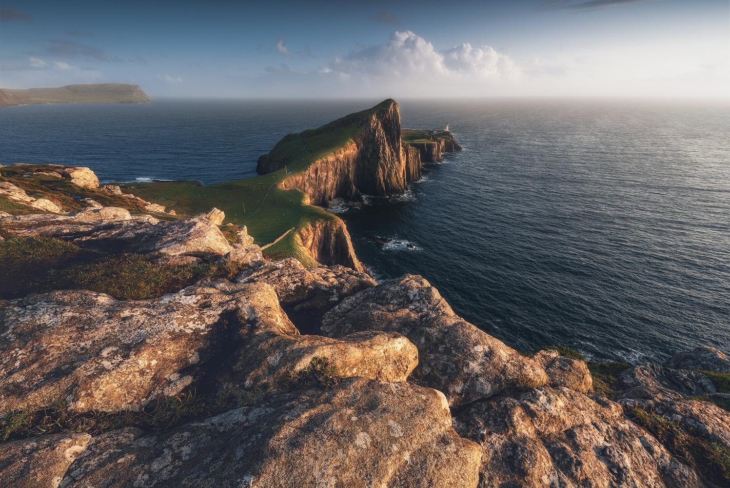 Neist Point by Alessandro Cerro