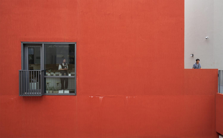 In or Out by Ke Liu