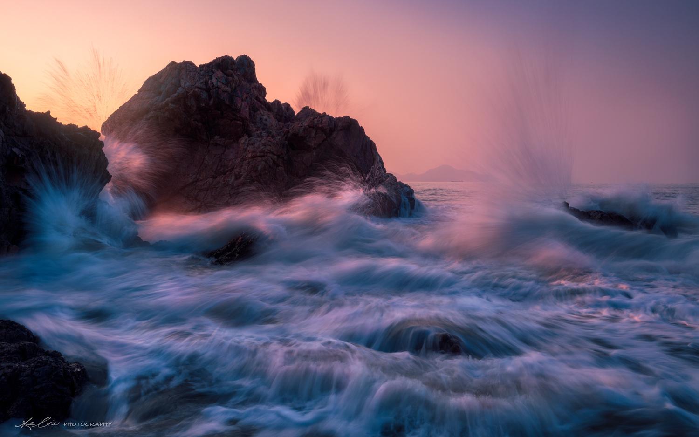 Next Wave by Ke Liu