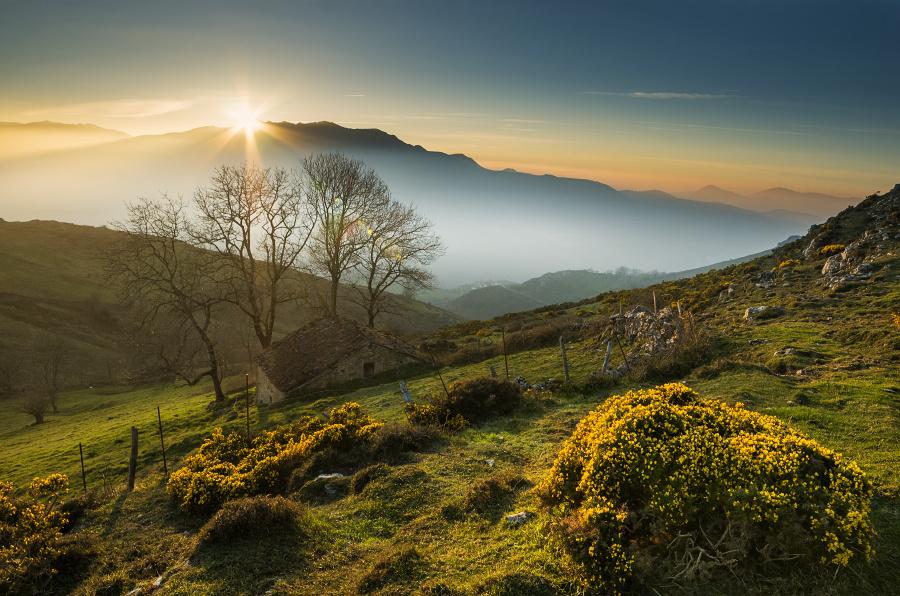 Asturies by Ken Mitchell