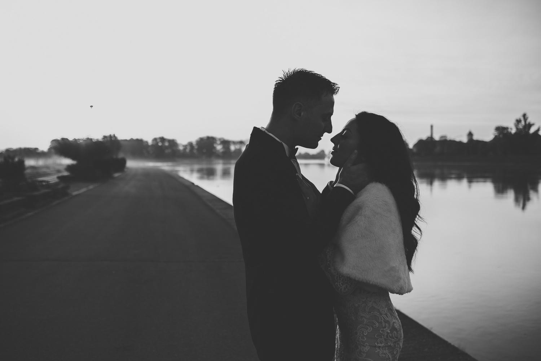 Love by the river by Dejan Andjelic