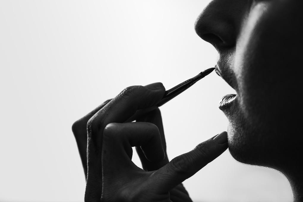 Makeup details  by Jason Vinson