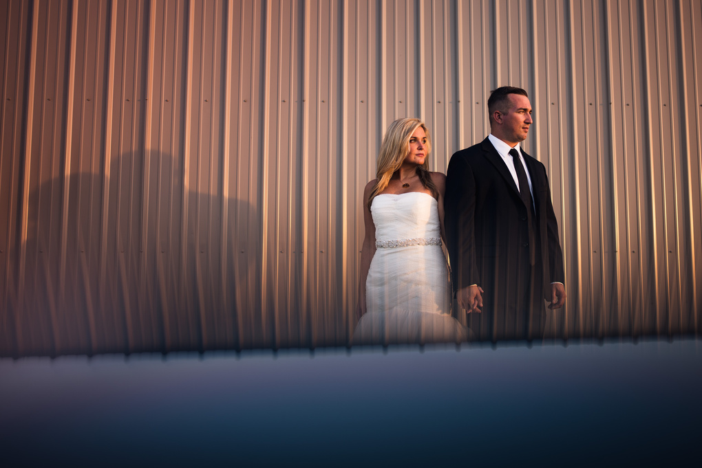 Mallory and David by Jason Vinson