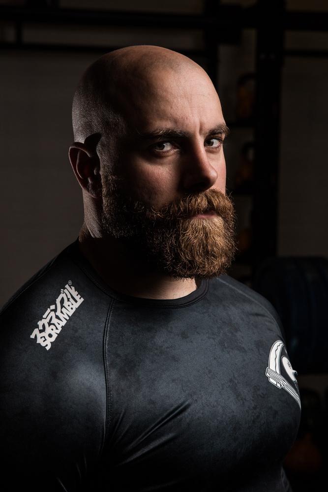 Wayland Portrait by Brad Wendes