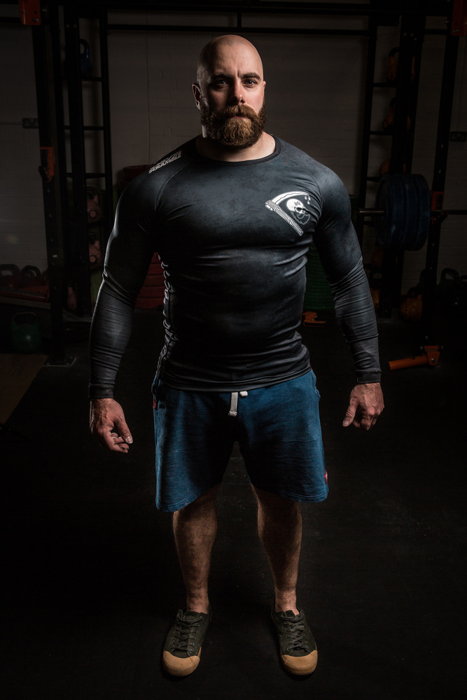 Strong Beard for Scramble Brand by Brad Wendes