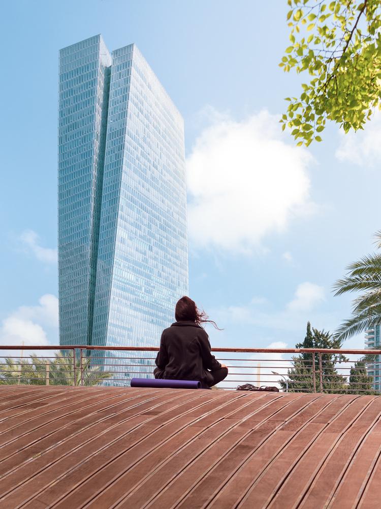 Meditation by Vaidotas Darulis