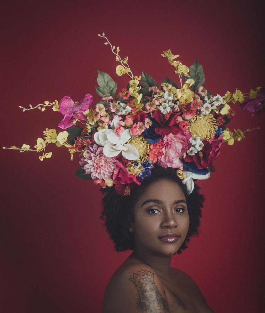 Mother Crown by Hugue-Robert Marsan