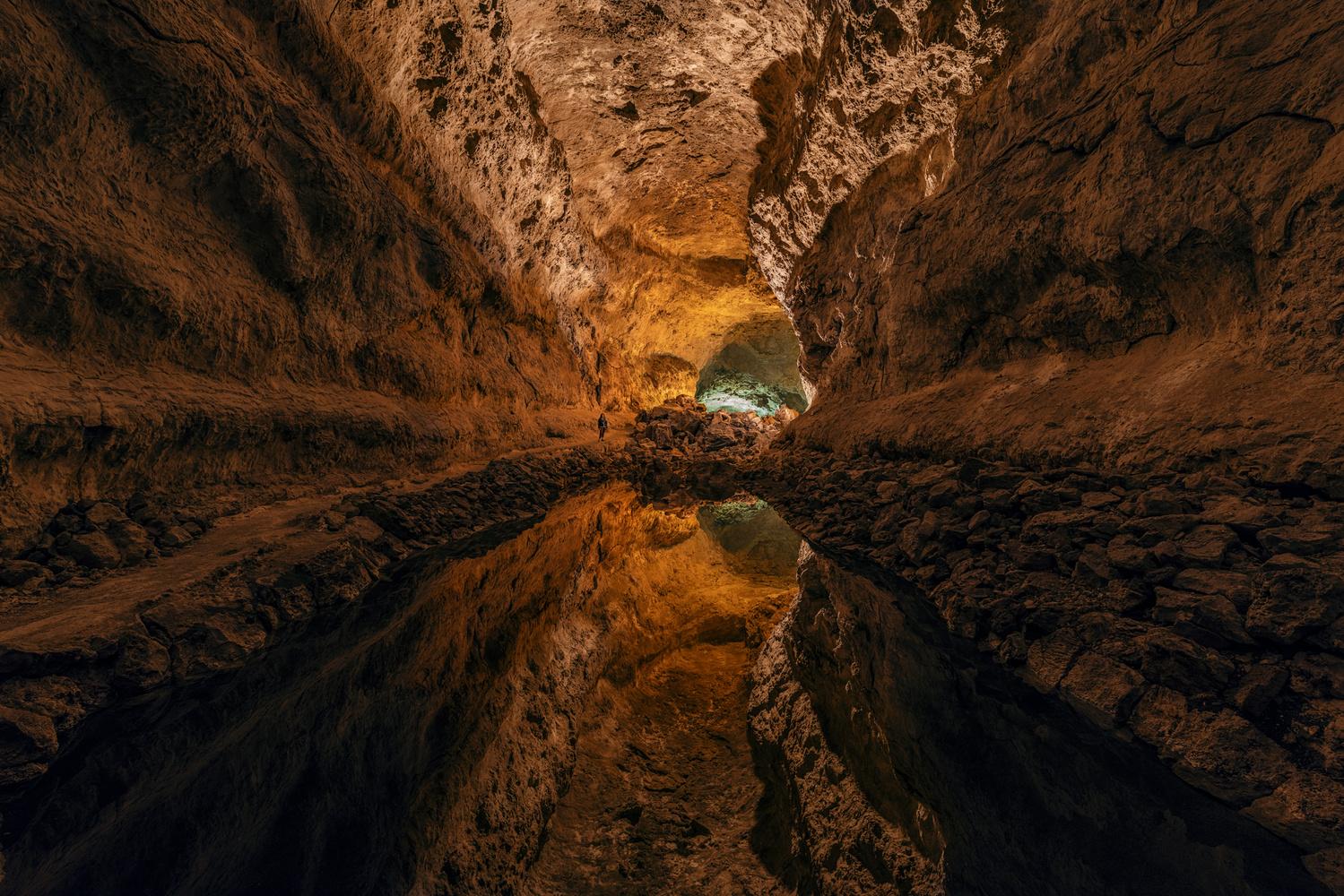 Cueva de los Verdes by Ramon Coloma