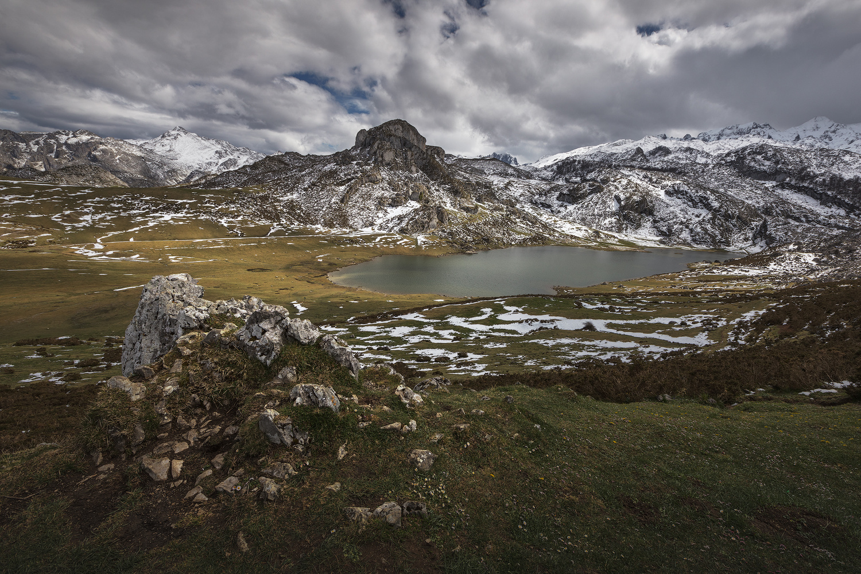 Spanish Glacier by Juan Romero Salamanca
