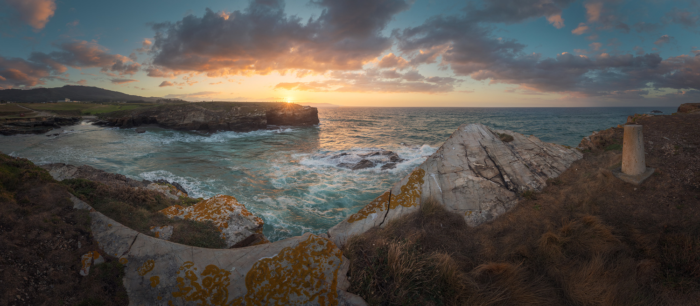 Cantabrian coast! by Juan Romero Salamanca