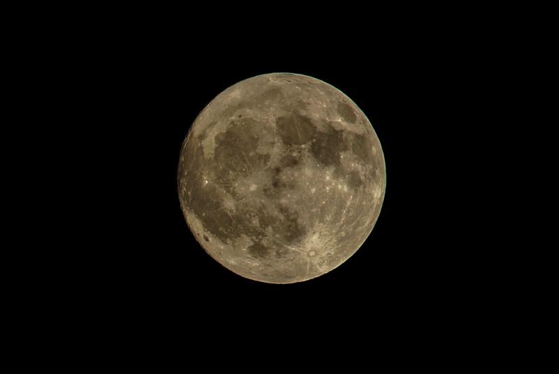 Luna by Clifford Halfast