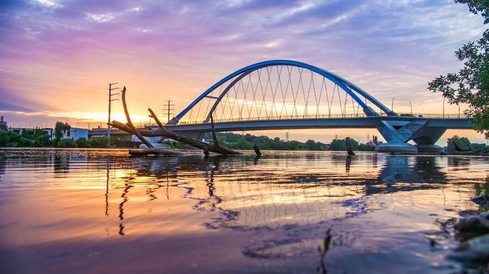 Lowry Bridge by Matt Munn