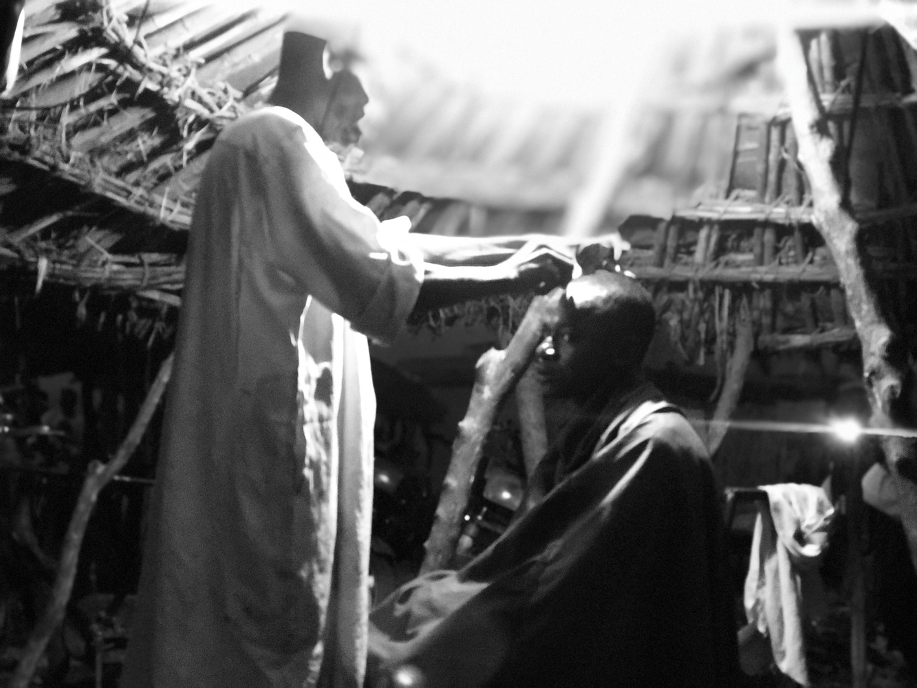 Groomed Under A Hut by Lawal Mohammed
