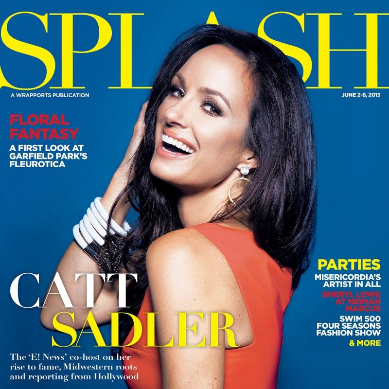 Catt Sadler for Chicago Sun Times Splash by Corina Marie Howell