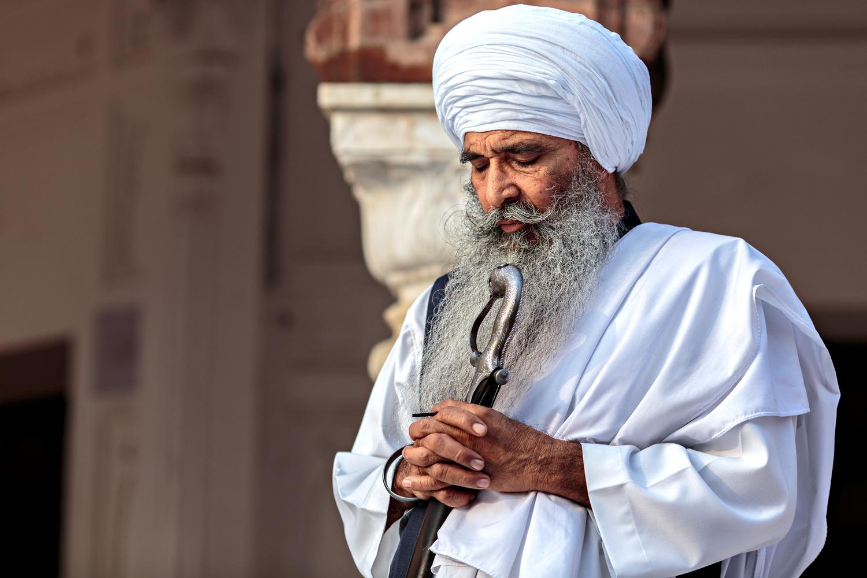 A Sikh Pary by Gil Kreslavsky