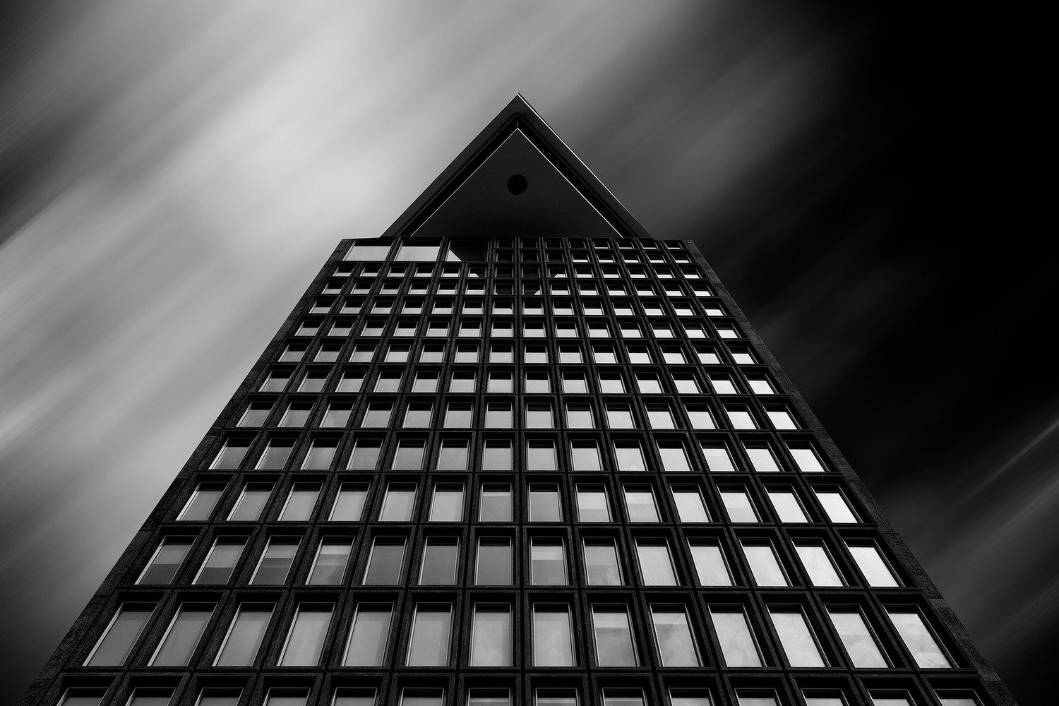 urban shapes 3 by Otto Schlemmer