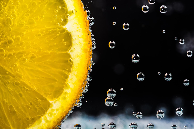 sparkling orange by Otto Schlemmer