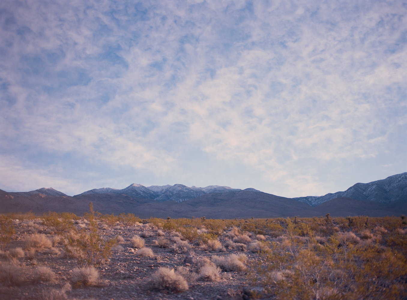 Somewhere in Nevada by Wyatt Ryan
