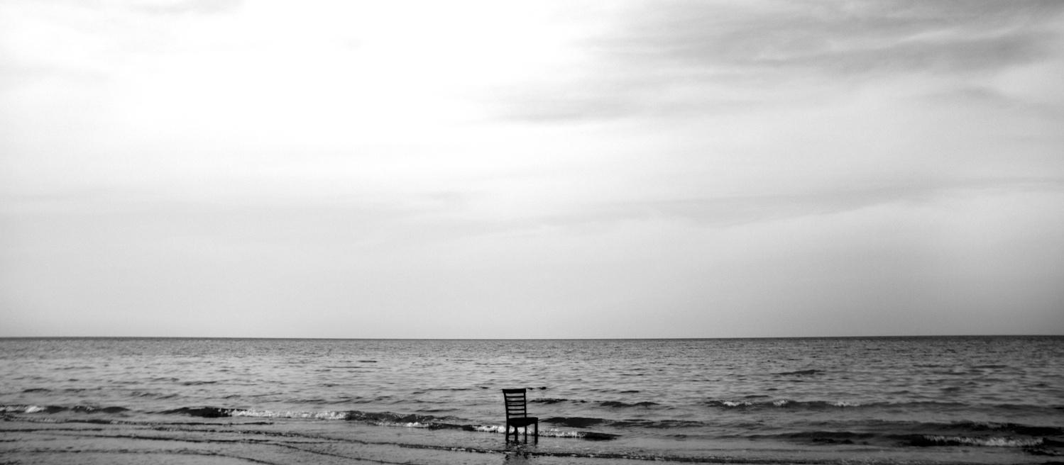 Loneliness by dadmehr ardeshir