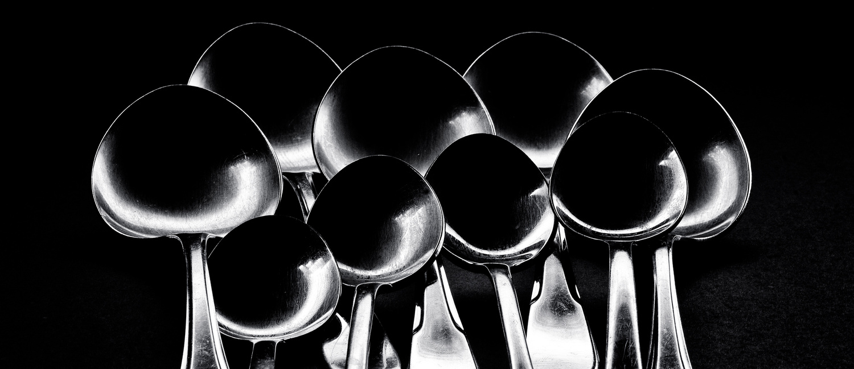 spoons by Jeremy Martignago