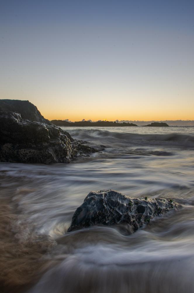 Sunrise by Jeremy Martignago
