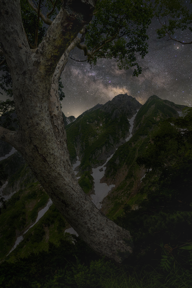 Universe by Taisuke Goto