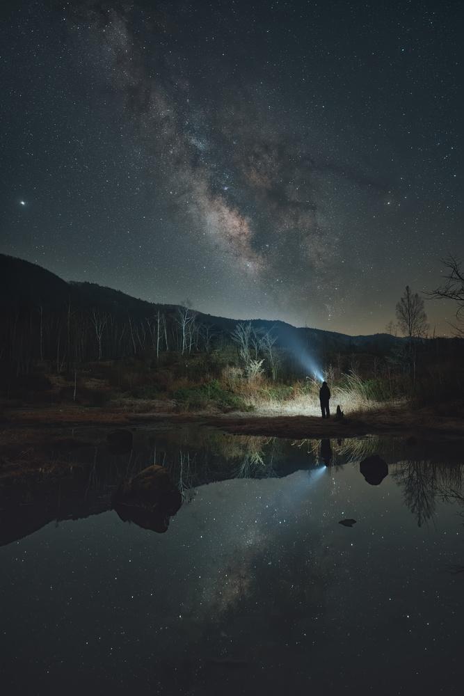 Starlight magic by Taisuke Goto