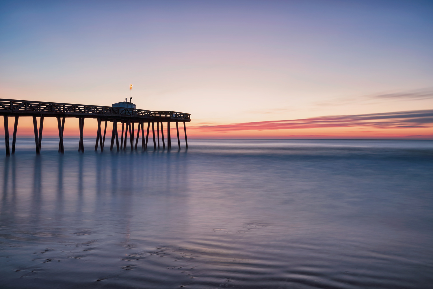 Ocean City Sunrise by Brent Guiliano