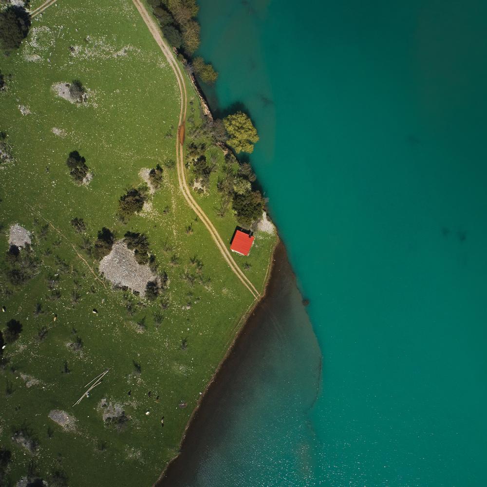 Lonely House by Nestoras Kechagias