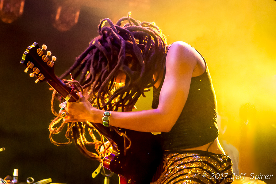 Valerie June by Spike S