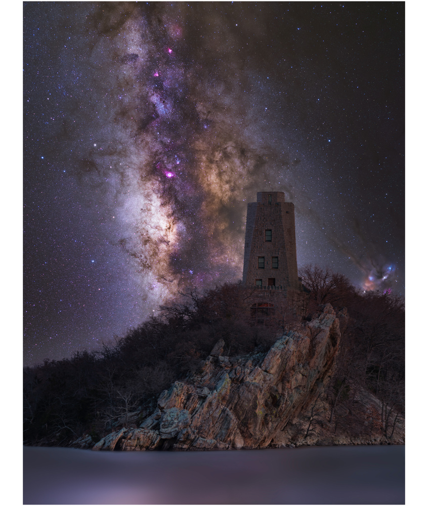 A Night at Tucker Tower by Christopher Scott