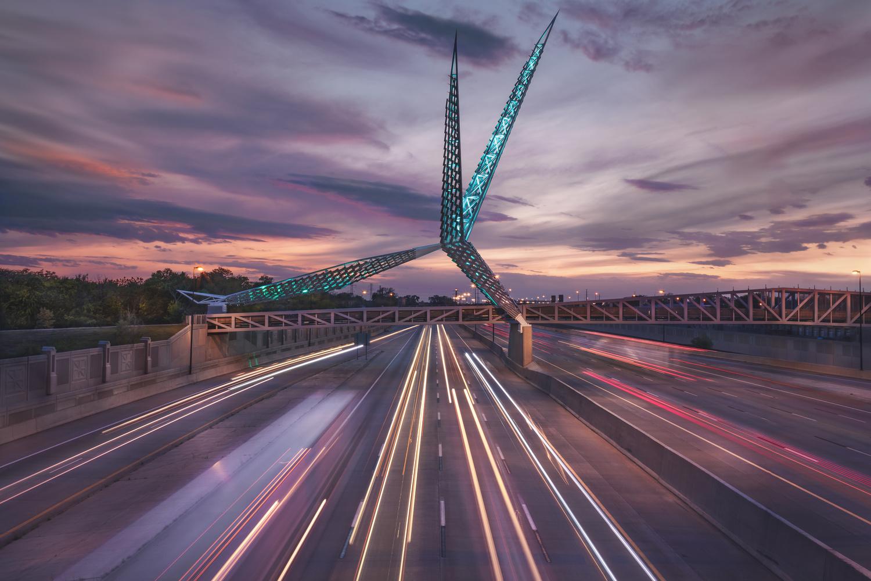 Skydance Crosstown by Christopher Scott