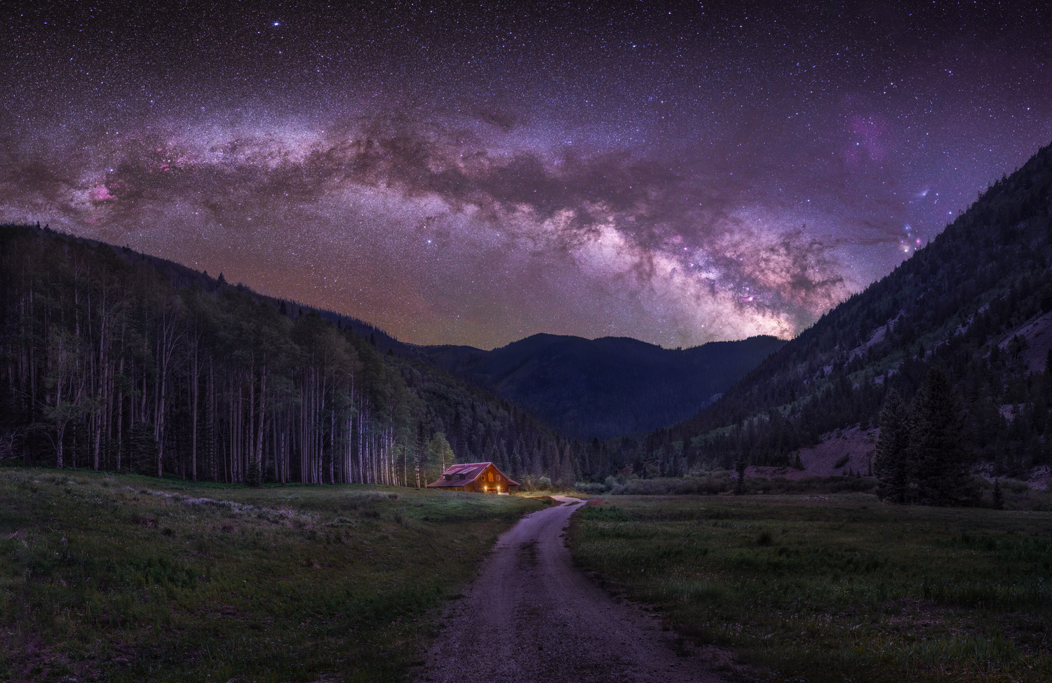 Valle de las Estrellas by Christopher Scott