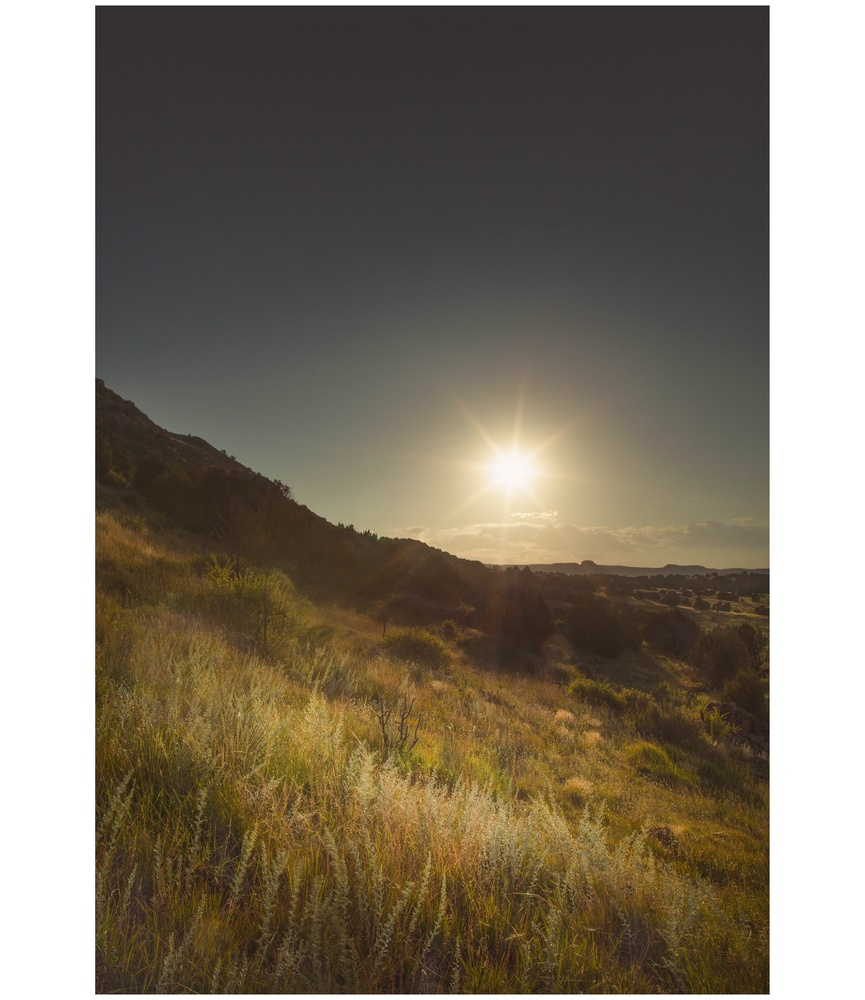 Black Mesa Nature Preserve by Christopher Scott